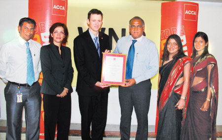 acca lahore platinum employers Igi insurance limited is now an acca approved employer- platinum level for  trainee development stream a certificate presentation.