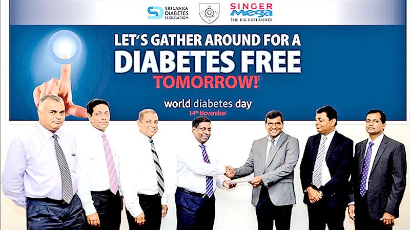 Singer support for anti diabetes drive walk 2015 | Page 51