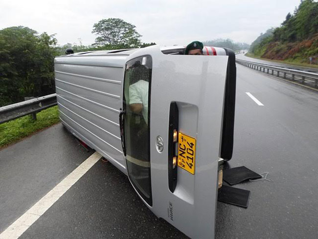 Image result for southern expressway accidents