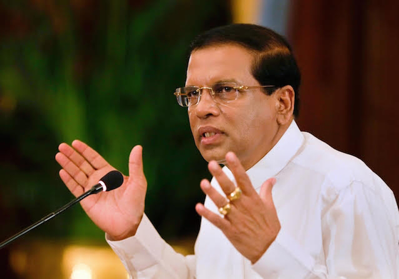 """There was no immediate comment from the local organiser, Live Events, a company co-owned by Sri Lankan cricket stars Kumar Sangakkara and Mahela Jayawardene. In the wake of the controversy surrounding Spanish singer Enrique Iglesias's recent musical show in Colombo, President Maithripala Sirisena yesterday assured that he would not allow any party to organise """"indecent shows"""" in the country again.  """"I am ashamed to say this before our own children. But, during the show, one girl threw her brassier at the singer performing on stage. This alone shows the level of their insanity,"""" the President said addressing the prize giving of D.S.Senanayake National School in Ampara."""