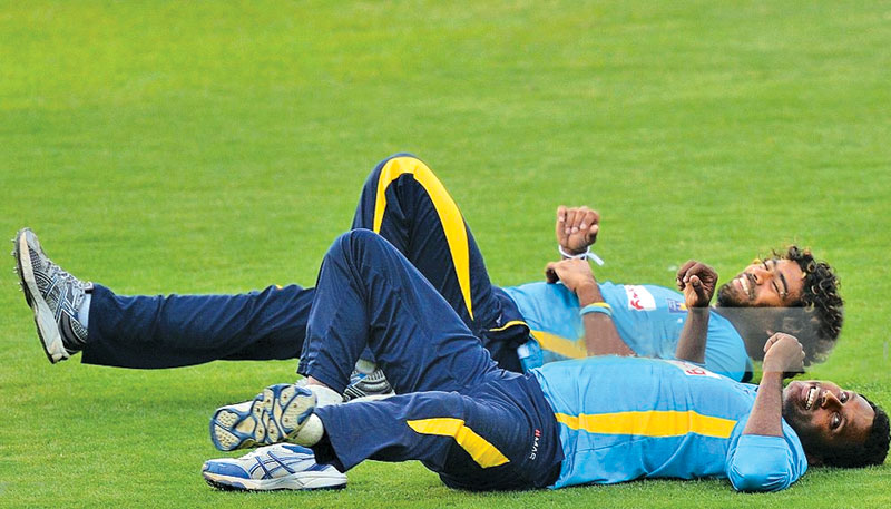 Captains Lasith Malinga and Angelo Mathews fighting injuries.