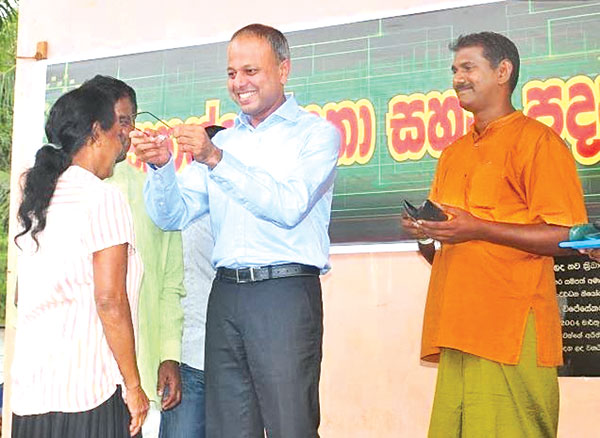 Nishantha wickramasinghe wife sexual dysfunction