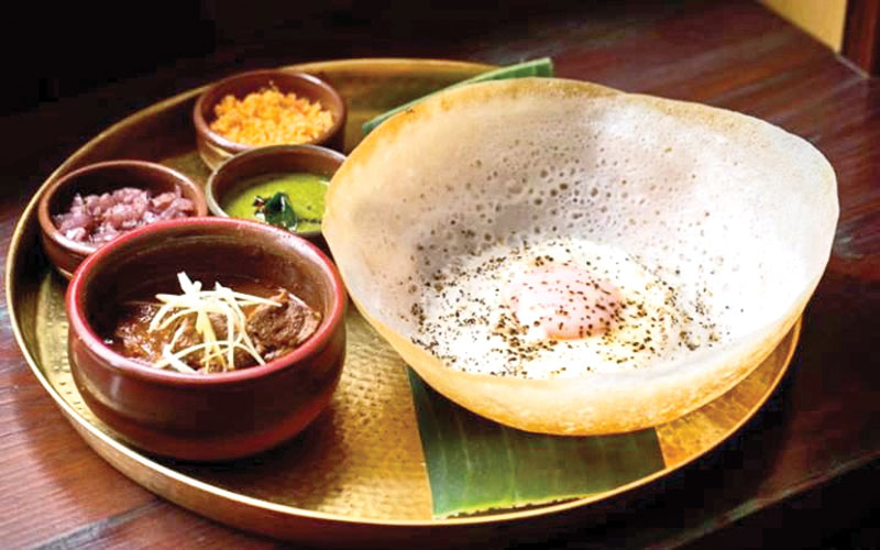 Sri Lankan hoppers are the hot new pancake | Daily News