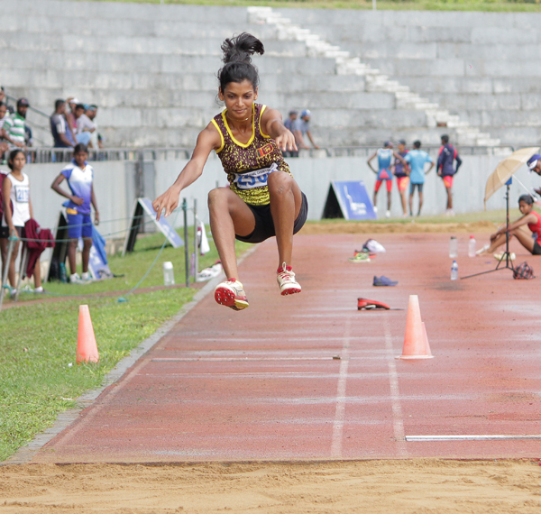 Vidusha, Nadeesha set up new meet records | Page 6 | Daily ...
