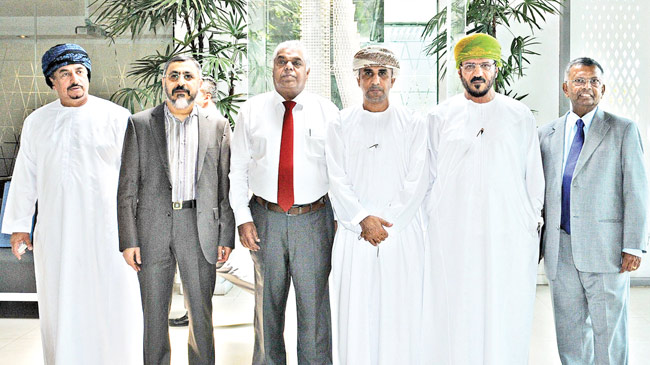 Oman Business Delegation Visits Altair Site In Colombo