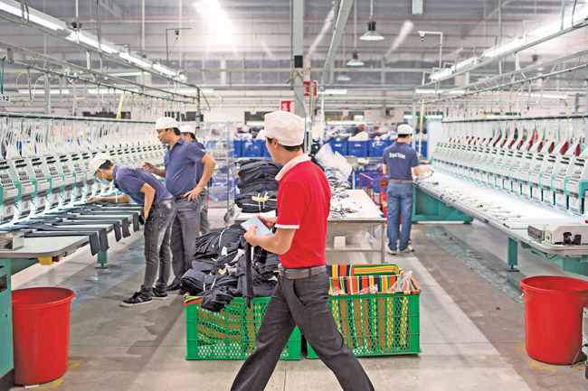 Supply chain manufacturing footprint | Daily News