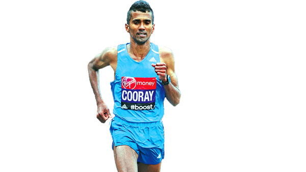 Marathon runner Indrajith Cooray will captain the Sri Lanka team at the Rio Olympics.