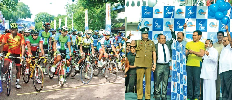 SLT Speedup Tour' flags off in style | Daily News