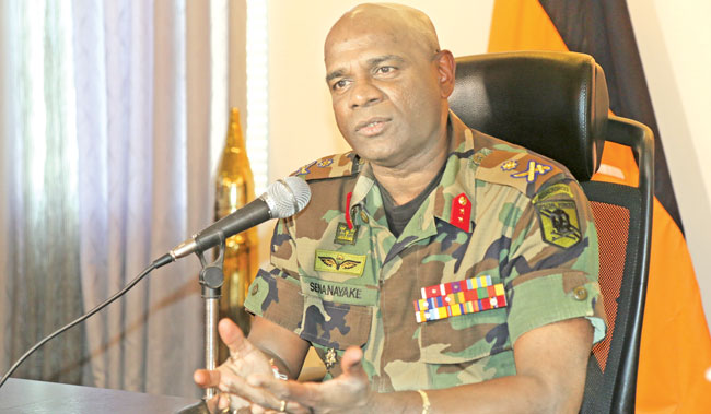 National security, Army's foremost priority