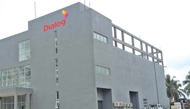 Lanka's First Tier III Certified IDC at Dialog