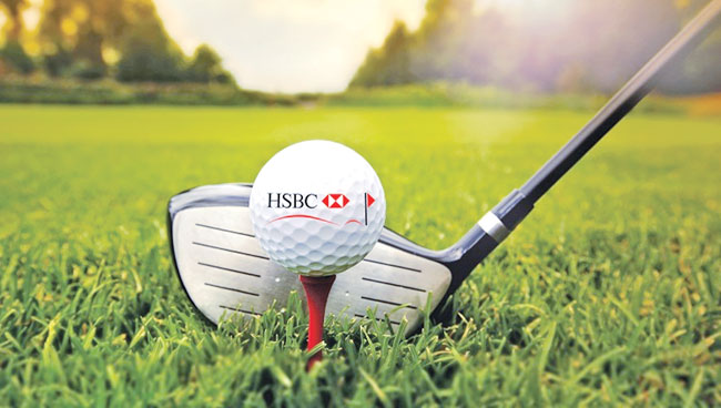 HSBC Premier Golf Tournament to Tee off this weekend in