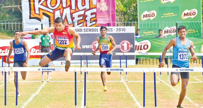 maris stella college sport meet 2014