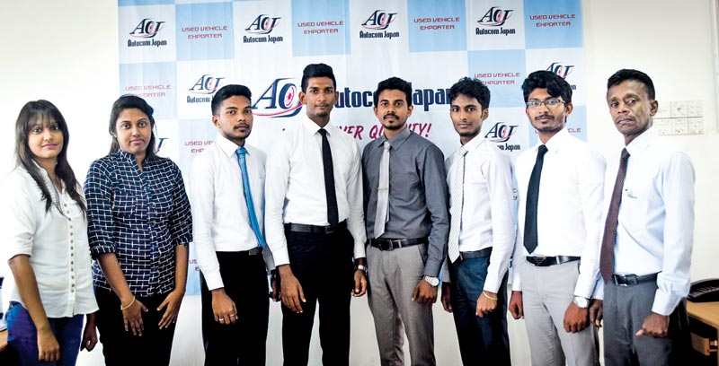 autocom japan looking at increasing investment in sri lanka daily news daily news