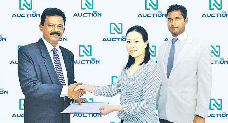 Nippon Auto Auction Launches Japanese Auction System Daily News