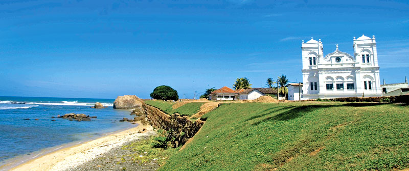 Galle fort - literary port of call for book lovers this weekend