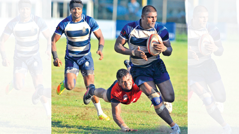 CR crashes to third loss in a row – lose to Navy 34/37