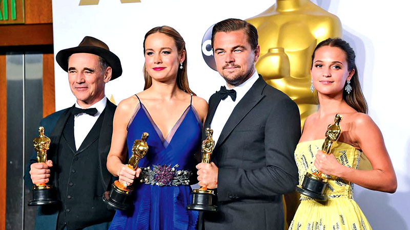 Oscars 2017: 2016's key acting winners return to stage