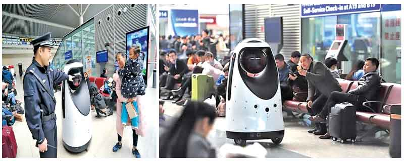 surveillance cameras real life robocops Mainstream technology group has more than 40 the internet has made it supremely easy to install connected security cameras real-life robocops will.