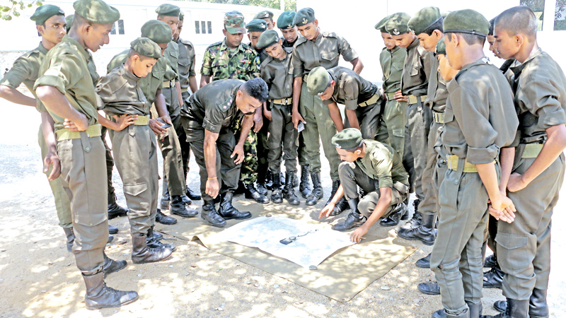 Cadets, the leaders of tomorrow | Daily News
