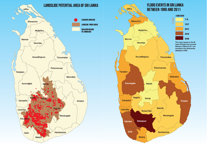natural disasters in sri lanka Some parts of sri lanka continue to be vulnerable to natural disasters such as floods and drought  oxfam australia.