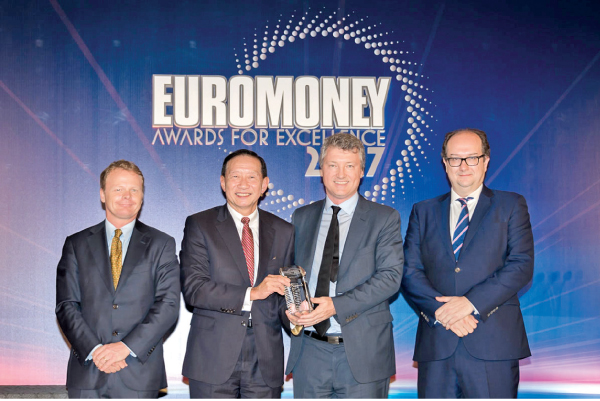 HSBC named Asia's Best Bank by Euromoney | Daily News