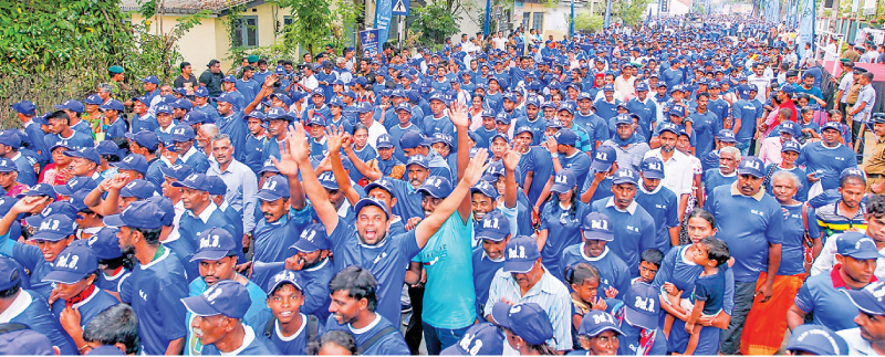 66th Anniversary of SLFP on September 2