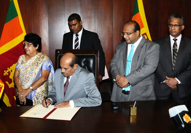 International judges can't operate in Sri Lanka: New Foreign Minister