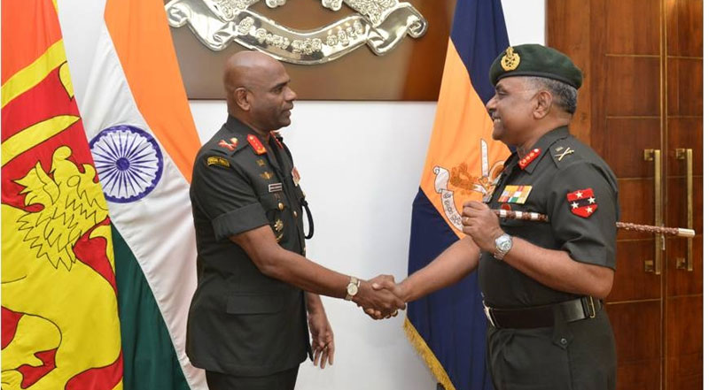 Indian Army Southern Commander on goodwill visit meets Army Commander
