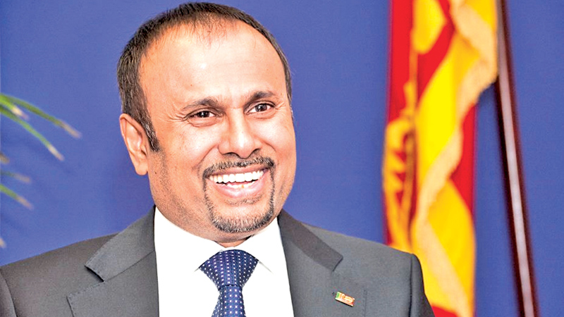 Court rejects recalling of Udayanga's warrant