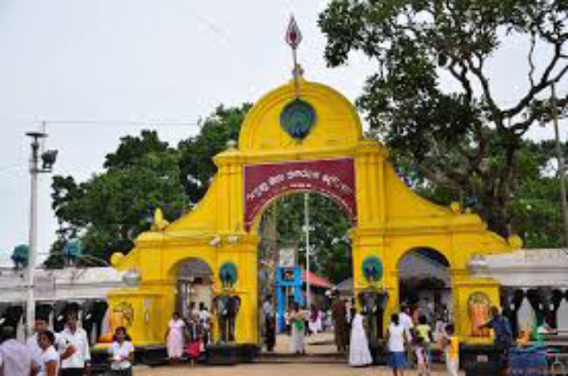 Dispute among priests ends religious observances at Kataragama temple