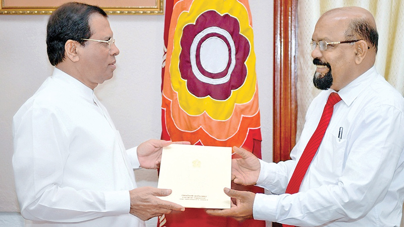 President allocates Rs 45 mn to gold-plate Sri Dalada Maligawa