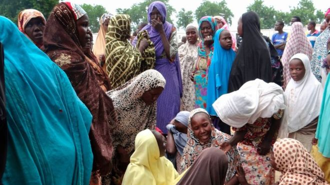 Nigeria's Boko Haram conflict: Huge rise in child 'human bombs'