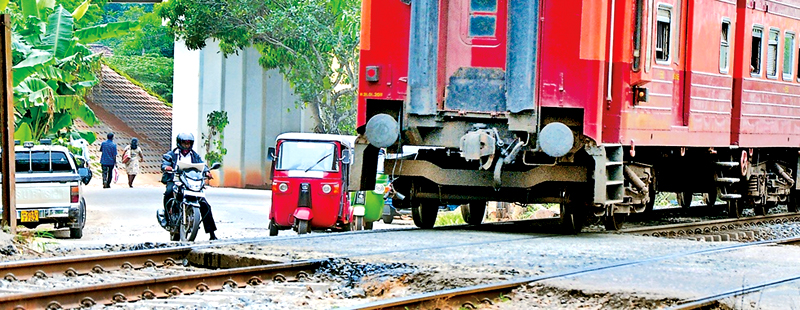 Rs 25,000 fine for reckless driving, walking across rail tracks