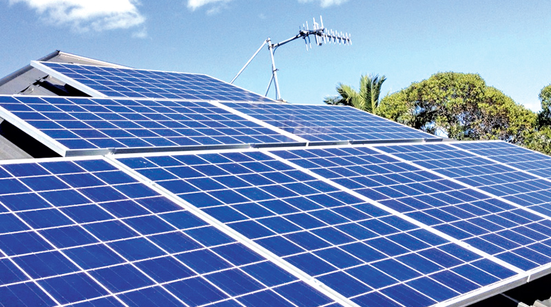 Nearly 4,000 get solar powered electricity