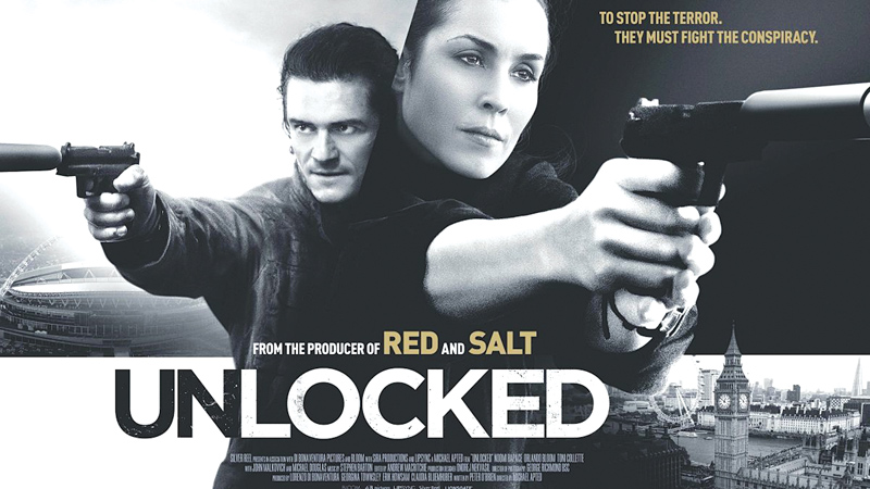 Another spy thriller film from former James Bond director | Page 49