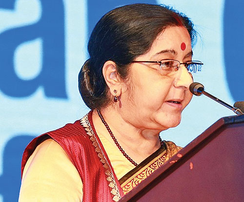 India committed to preserve, advance regional cooperation - Swaraj
