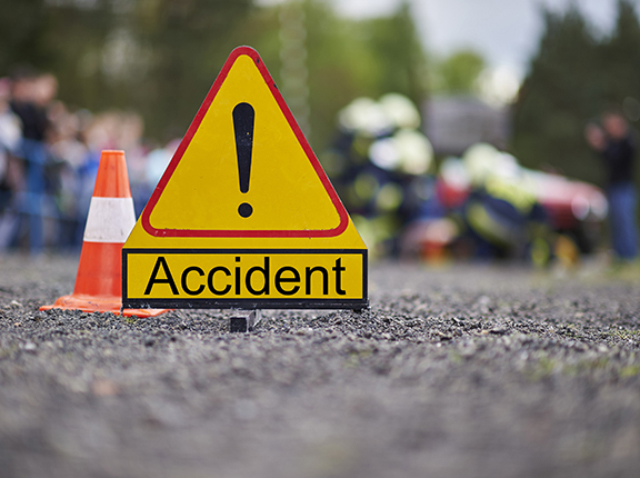 Car-double cab collision kills three, injures five