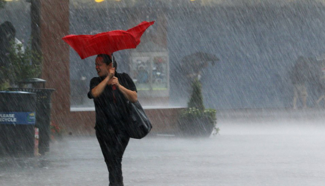 Heavy rains of above 150 mm expected today