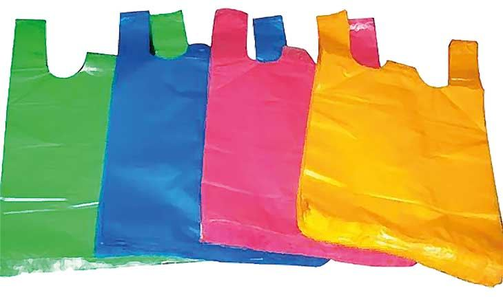 Use of selected polythene items banned from today