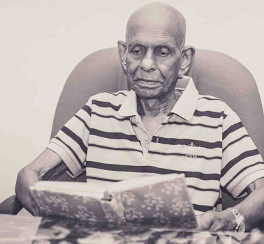 Death of M.A.Stanley Perera