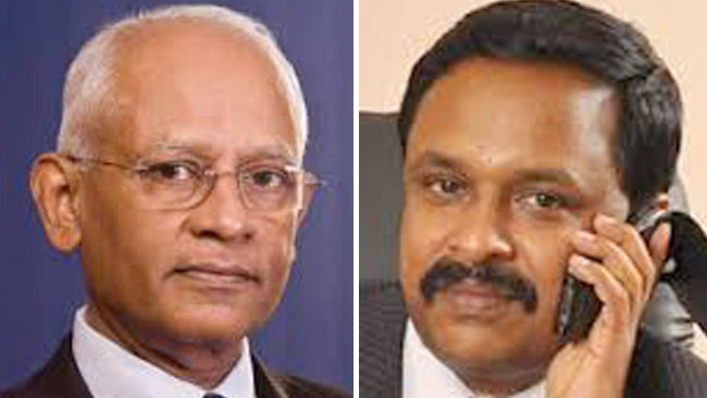 Lalith Weeratunge, Anusha Palpita admitted to Prison Hospital