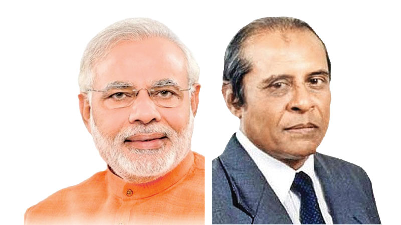 FM to meet Modi during first overseas visit