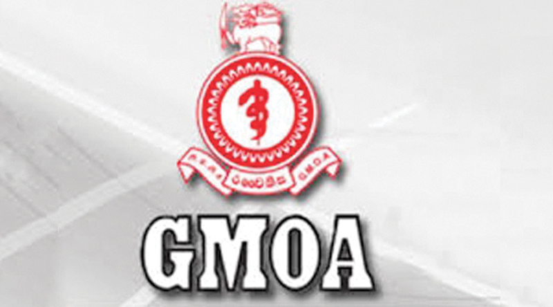 GMOA's token strike in six districts