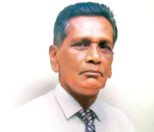 Death of former Lake House employee K.G.M. Hemapala