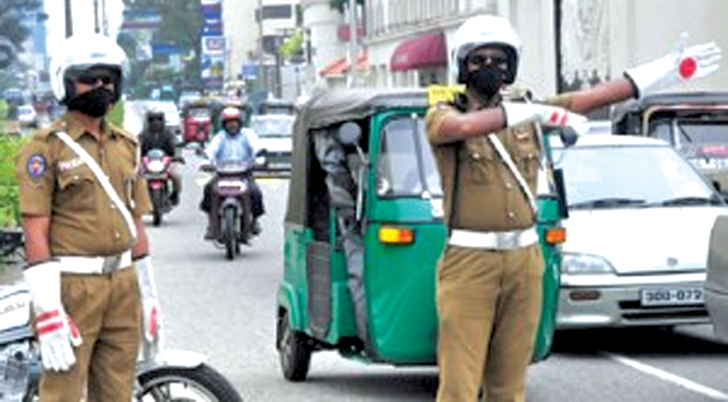 Lawful, disciplined drivers in Colombo to be awarded