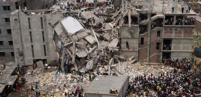 Five-story building collapses in Ahangama, injuring five