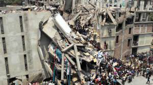 Collapsed five-story building in Ahangama: Missing person rescued