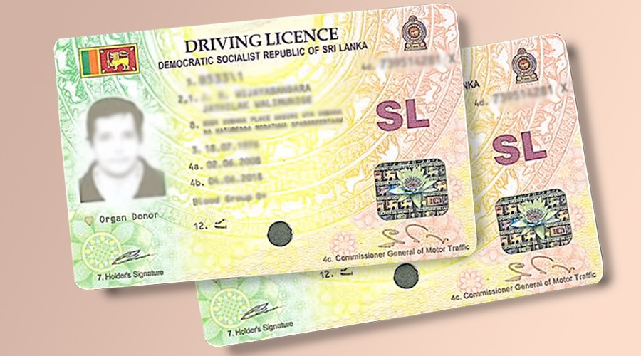 Mental health certificate required to obtain a driving license