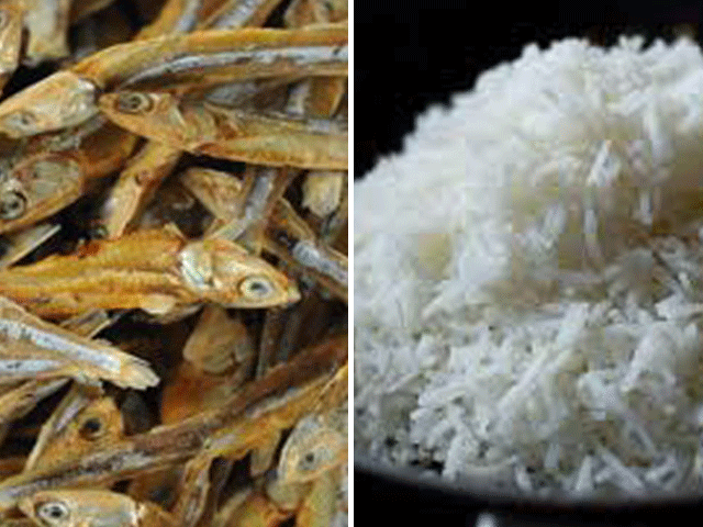 Rice, sprats price to reduce from midnight, today