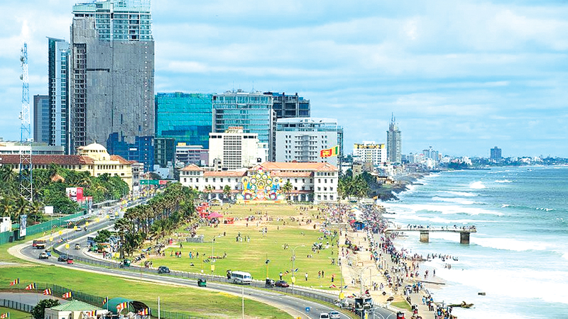 Fort, Galle Face to be made into major shopping destination